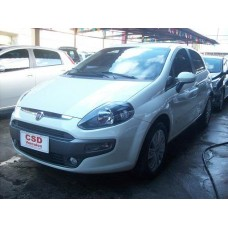 FIAT/PUNTO ESSENCE 1.6 MANUAL BRANCO 4 PORTAS