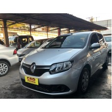 RENAULT/SANDERO EXPRESSION 1.6  2015/2016 4P PRATA MANUAL